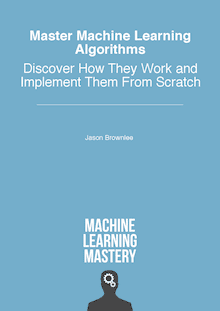 Mater Machine Learning Algorithms
