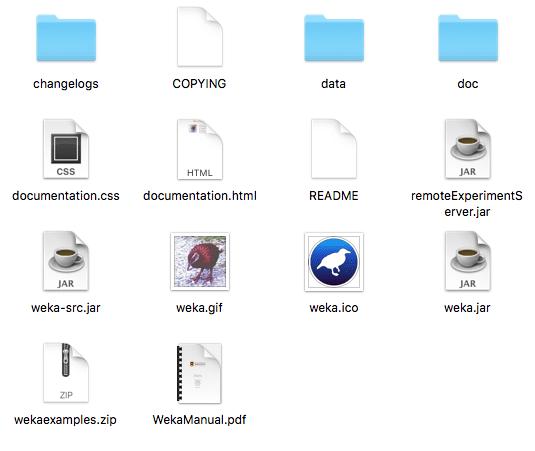 Weka Installation Directory