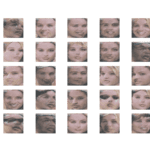 How to Train a Progressive Growing GAN in Keras for Synthesizing Faces