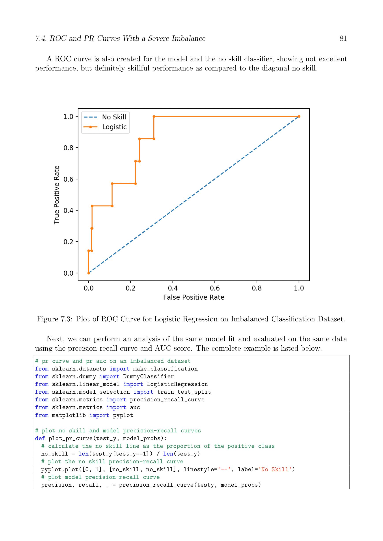 Imbalanced Classification with Python Page2