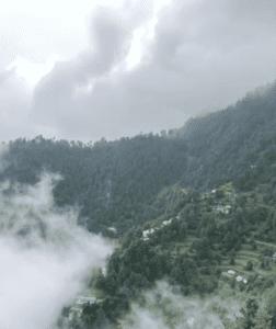 Mountains at KhairaGali