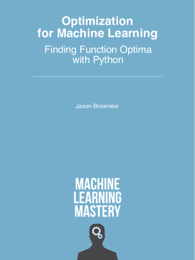 Optimization For Machine Learning